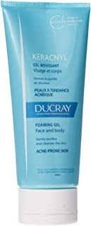 Ducray Keracnyl Foaming Gel, 200 ml