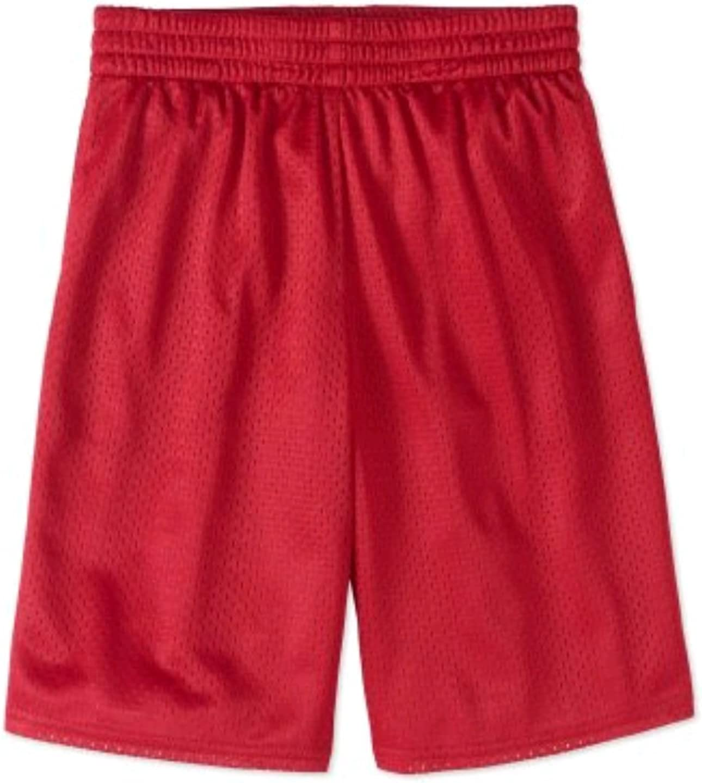 Boys Mesh Active Shorts
