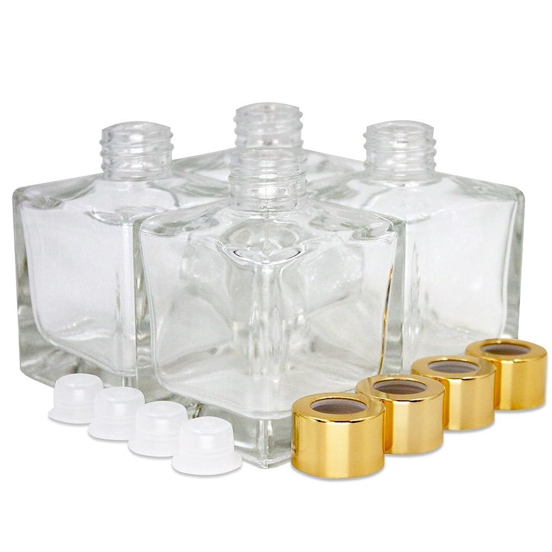 市民狐分析的なFrandy House リードディフューザー用 ガラスボトル 瓶 200ML #6895