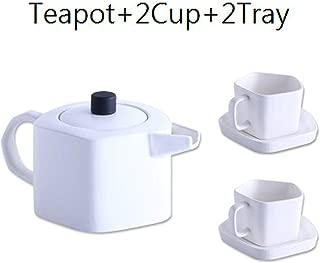 800ml Northern Europe Matt Ceramic China Bouns Teapot Teacup Coffee Pot Coffee Milk Cup Mass Capacity Drinkware Nice Gifts,15