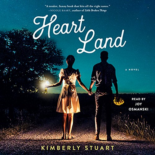 Heart Land audiobook cover art