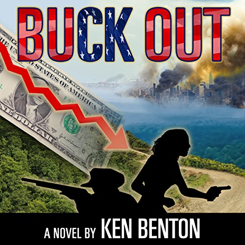 Buck Out audiobook cover art