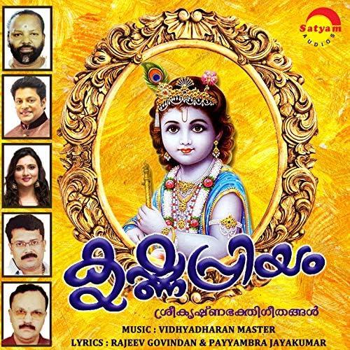 Madhu Balakrishnan, Manjari, Vidhyadharan Master
