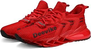Deevike Basket Femme Chaussures de Sport Sneakers Respirante Chaussures Coussin d'Air 36-42EU