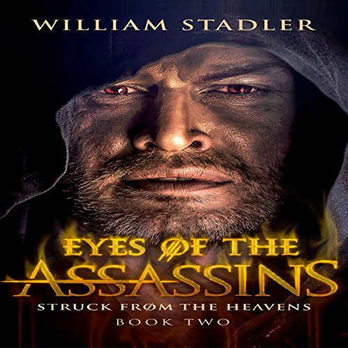 Eyes of the Assassins audiobook cover art