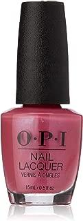 OPI Nail Lacquer, Not So Bora-Bora-ing Pink