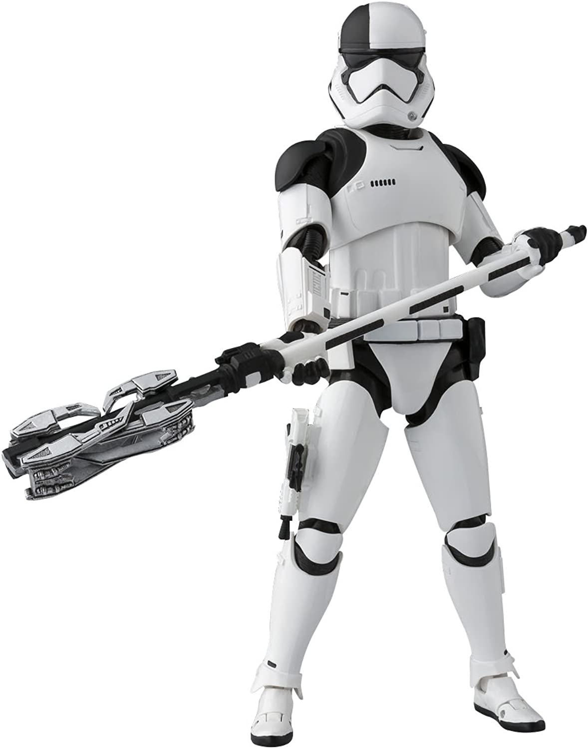 S. H. Figuarts Star Wars (STAR WARS) First order executor (THE LAST JEDI) Approximately 150 mm ABS & PVC painted movable figure