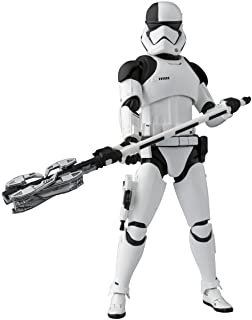 S. H. Figuarts Star Wars (STAR WARS) First order executor (THE LAST JEDI) Approximately 150 mm ABS & PVC painted movable f...