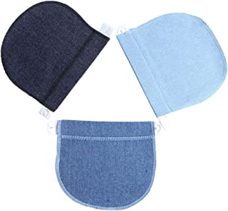Healifty 3 Piezas Extensores de Cintura de Embarazo