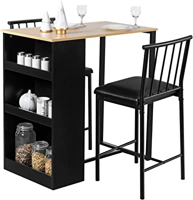 Amazon Com Homeroots Clear 6 Mouth Blown Crystal Jam Set With 3 Glass Jars And Spoons On A Wood Stand Table Chair Sets