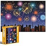 BSTQC Bricolage Divertissement Intellective jouets Puzzles de 1000 pièces Paysage Jigsaw Puzzle Stress Relief Cadeaux pour adultes