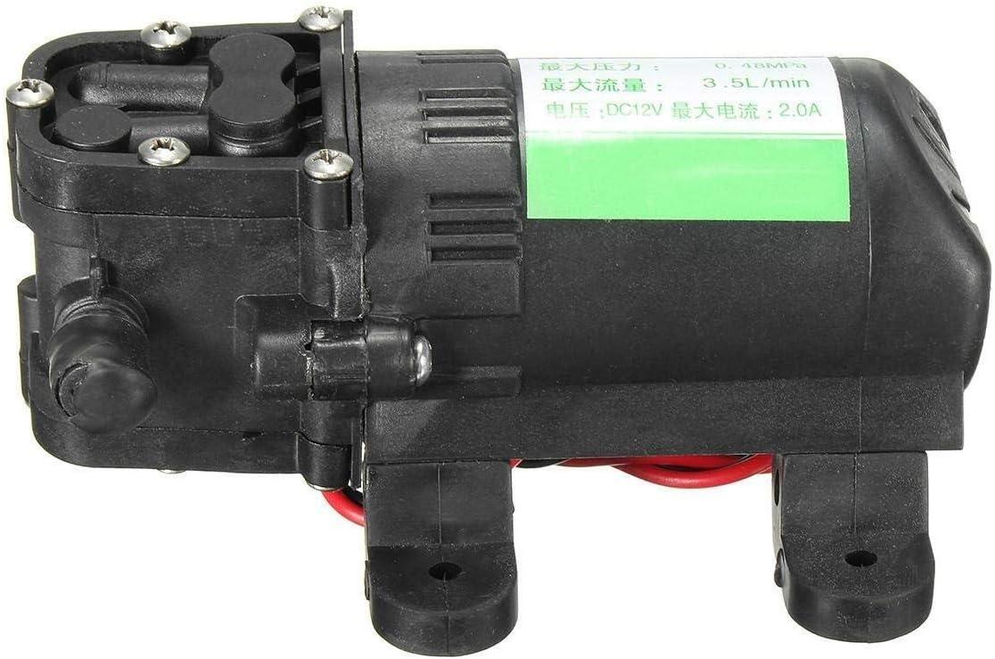SPRINGHUA Electric Submersible Pump 12V High order 12.5cm DC Marine Limited Special Price Caravan