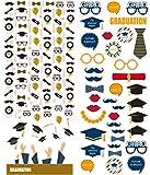 Polaroid Polaroid Aufkleber, bunt Graduation bunt
