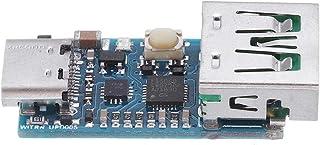 PD DCデコイ検出PD2.0 3.0高速充電ボードトリガモジュールQC4 +ポーリングHIDプログラミングモジュールWeb-UPD005