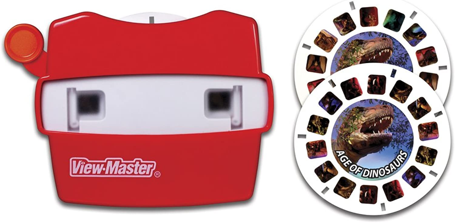 ViewMaster 3D Discovery Kids  Age of Dinosaurs