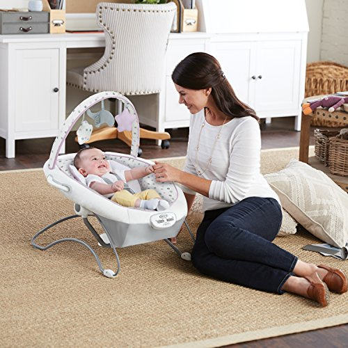 61GatYaSY4L 10 Best Portable Baby Swings on the Market 2021 Review