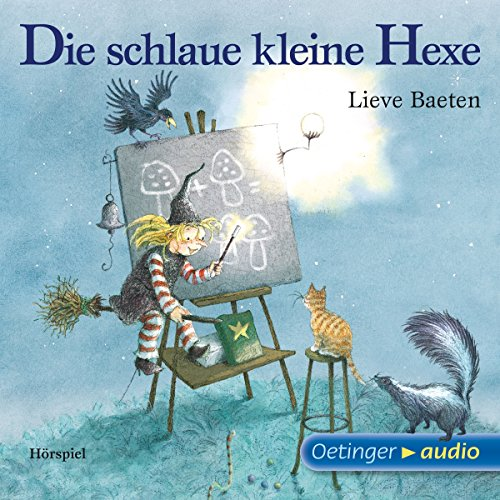 Die schlaue kleine Hexe audiobook cover art