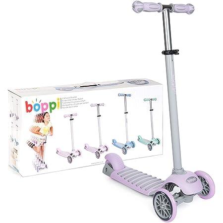Boppi 3 Rollen Tretroller Kinder Kick Auf Alter 3–8 Jahre