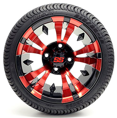 Vampire SS Red and Black