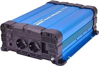 solartronics Spanningsomvormer FS2000DR 12V 2000/4000 Watt Pure Sinus BLAUW geen display FS Serie Inverter omvormer ..