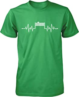Volleyball Heartbeat Men's T-Shirt