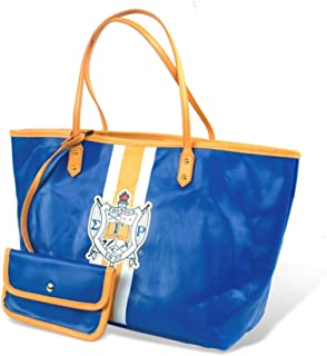 Sigma Gamma Rho Sorority Womens Tote Bag Blue