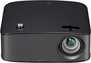 LG PH150B 720p Wireless LCOS Projector, Black (Renewed)