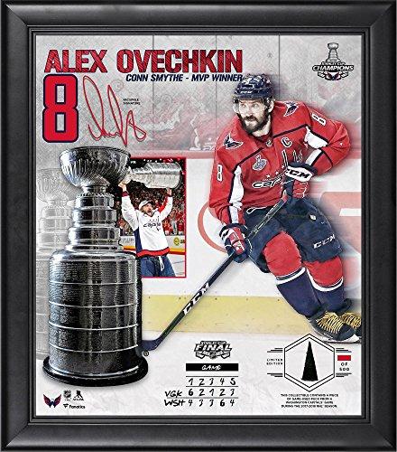 Alex Ovechkin Washington Capitals Framed 15