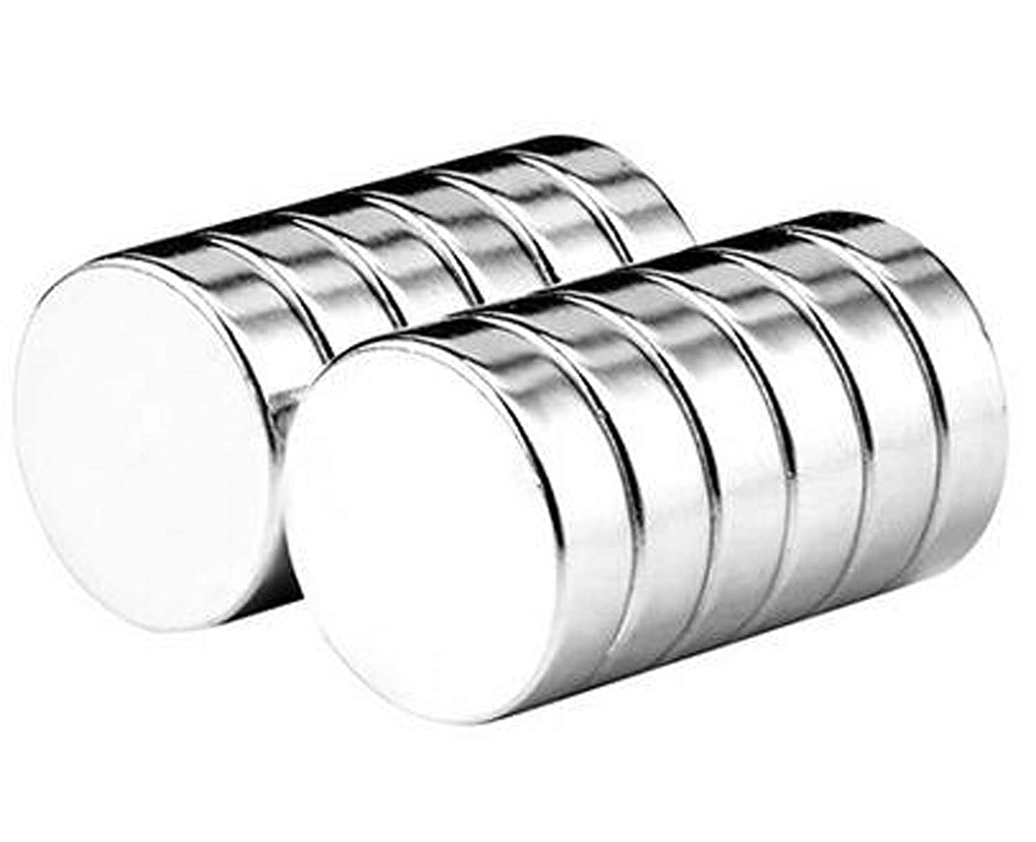 10 Pieces 18 Boston Mall mm x 4 Magnets Round It is very popular for Multi-use Refrigerator