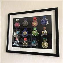 xxz Marathon medaille Display Frame,opslag medaille Frame,medaille Badge Driedimensionale Frame,gouden medaille Frame Set ...