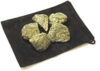 Zentron Crystal Collection: Natural Rough Pyrite Fools Gold 2