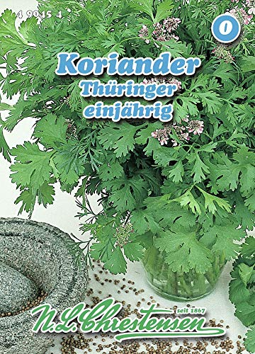 N.L. Chrestensen 490454 Koriander Thüringer (Koriandersamen)