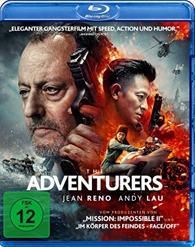 The Adventurers [Blu-ray]