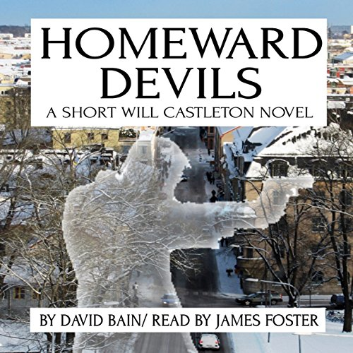 Homeward Devils: A Short Will Castleton Novel audiobook cover art