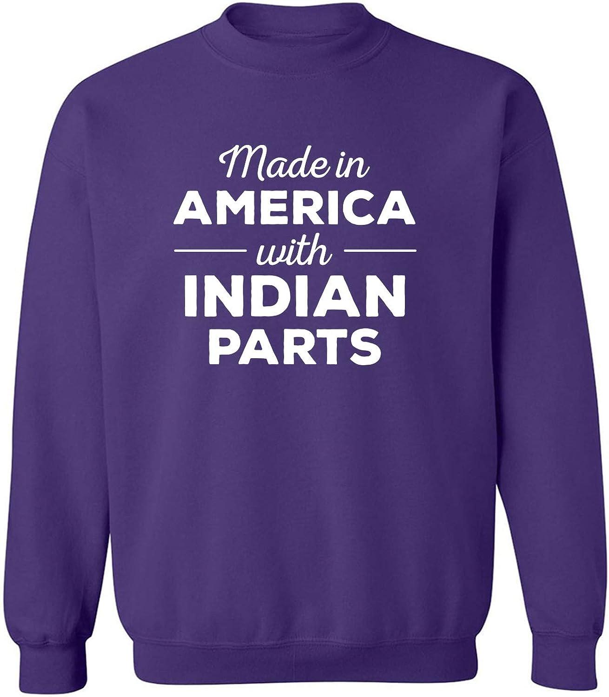Made in America w/Indian Parts Crewneck Sweatshirt
