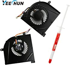 YEECHUN Laptop CPU Cooling Fan for MSI GS63VR GS73VR MS-16K2 MS-17B1 Stealth Pro BS5005HS-U2F1