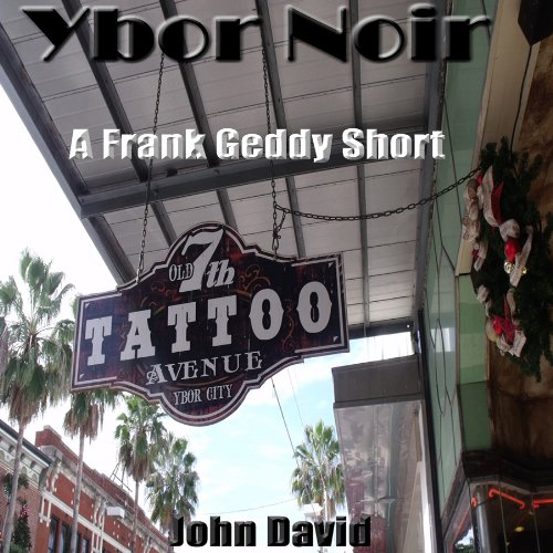 Ybor Noir audiobook cover art