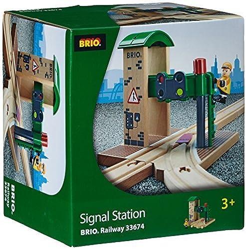 BRIO Signal Station by Brio