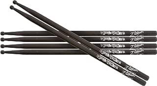 Zildjian Travis Barker Black Signature Drumstick 3-Pack