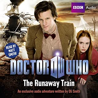 Page de couverture de Doctor Who: The Runaway Train
