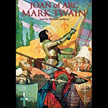 mark twain joan of arc audiobook