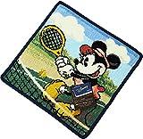 内野 Disney(ディズニー) ミニーテニス タオルハンカチ GUH15806