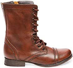 Best vintage combat boots Reviews