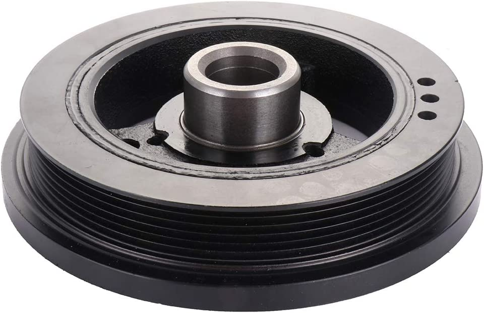 Free shipping / New FINDAUTO Harmonic Balancer National products Crankshaft for Pulley 1987-2 Suitable