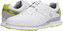White/Lime
