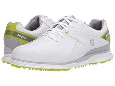 FootJoy Pro SL (White/Lime) Men