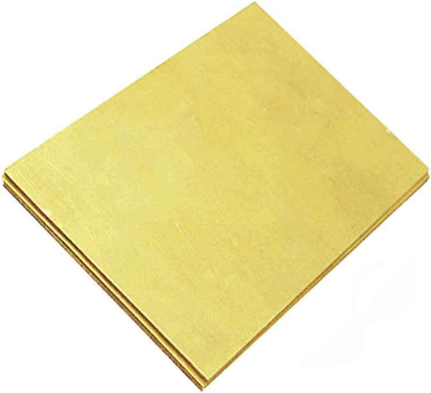 Brass Sheet 200x300mm Metal Widely latest Max 89% OFF Used Develop in Product