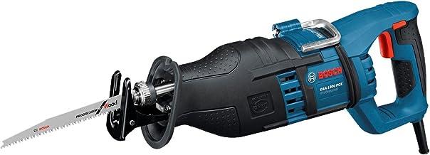 Bosch GSA 1300 PCE Professional - Sierra de sable (4.1 kg, 161 mm, 475 mm, Negro, Azul)