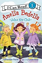 Amelia Bedelia Joins the Club (I Can Read Level 1)