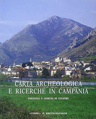Carta archeologica e ricerche in Campania: 15\5